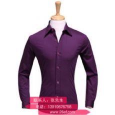 新疆哪有男士硬领衬衫代工工厂