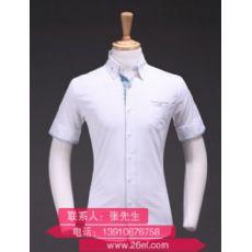 重庆哪有男士硬领衬衫代工工厂