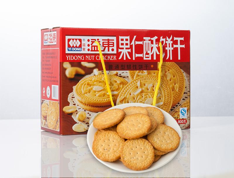果仁酥饼干(800g)