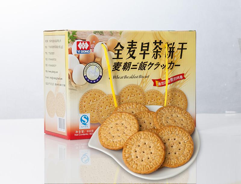 全麦早茶饼(800g)