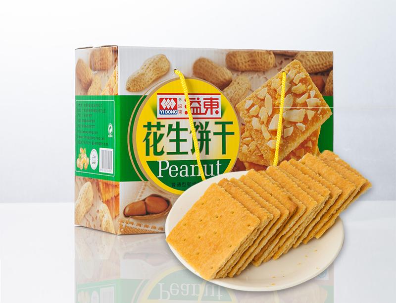 花生饼干(600g)