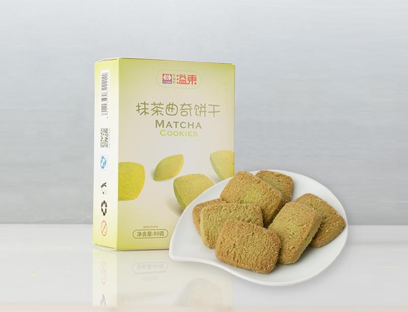 抹茶曲奇饼干(80g)