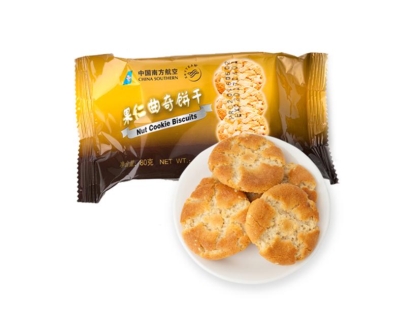 果仁饼干(80g)