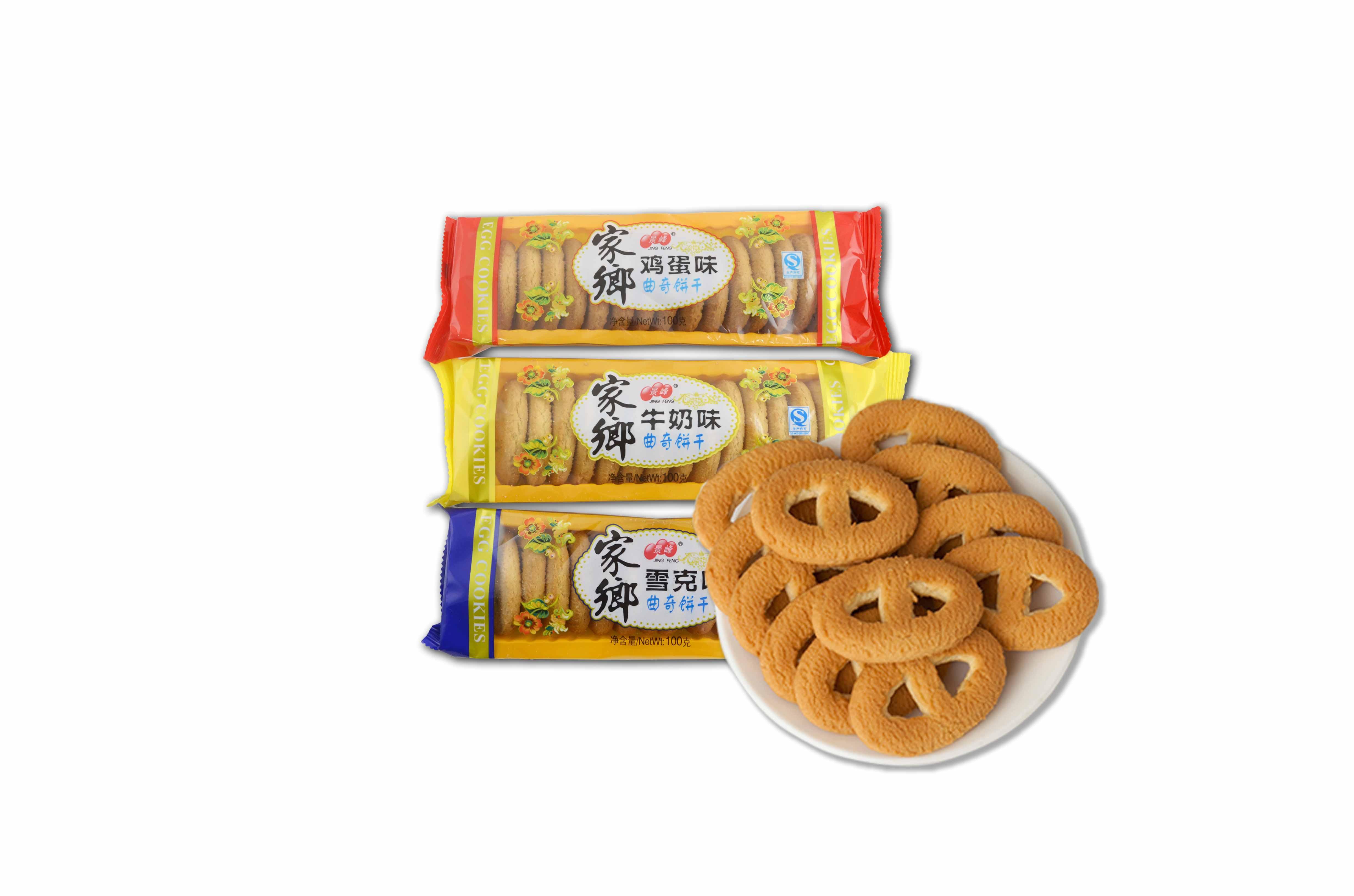 家乡曲奇饼干(100g)