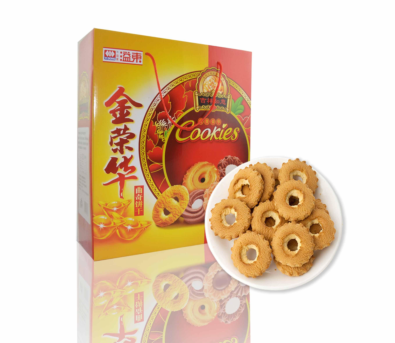 金荣华曲奇饼(800g)