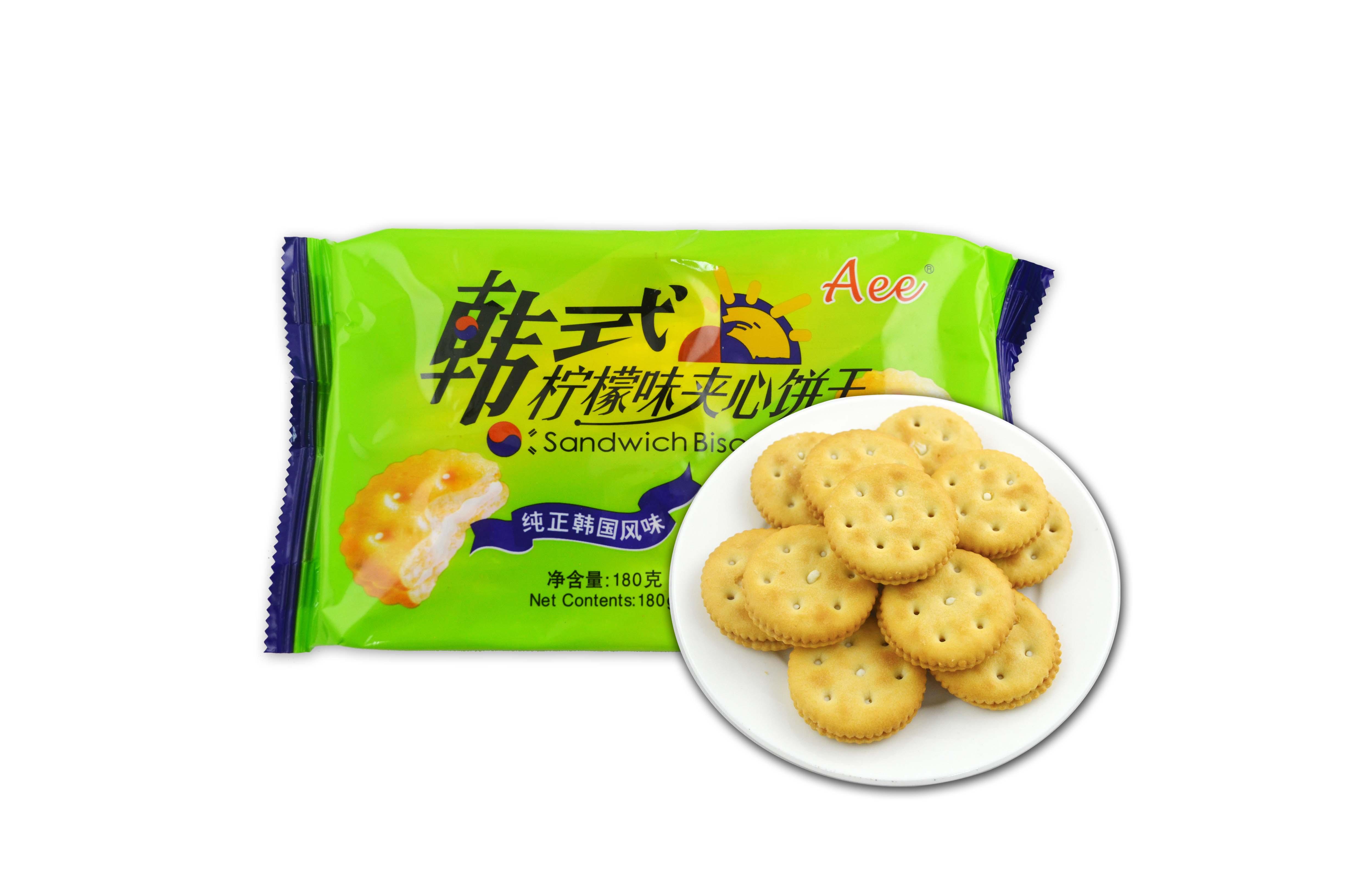 AEE Korean Sandwich Biscuits(180g)