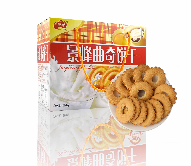 JingFeng Eggs cookies (680g)
