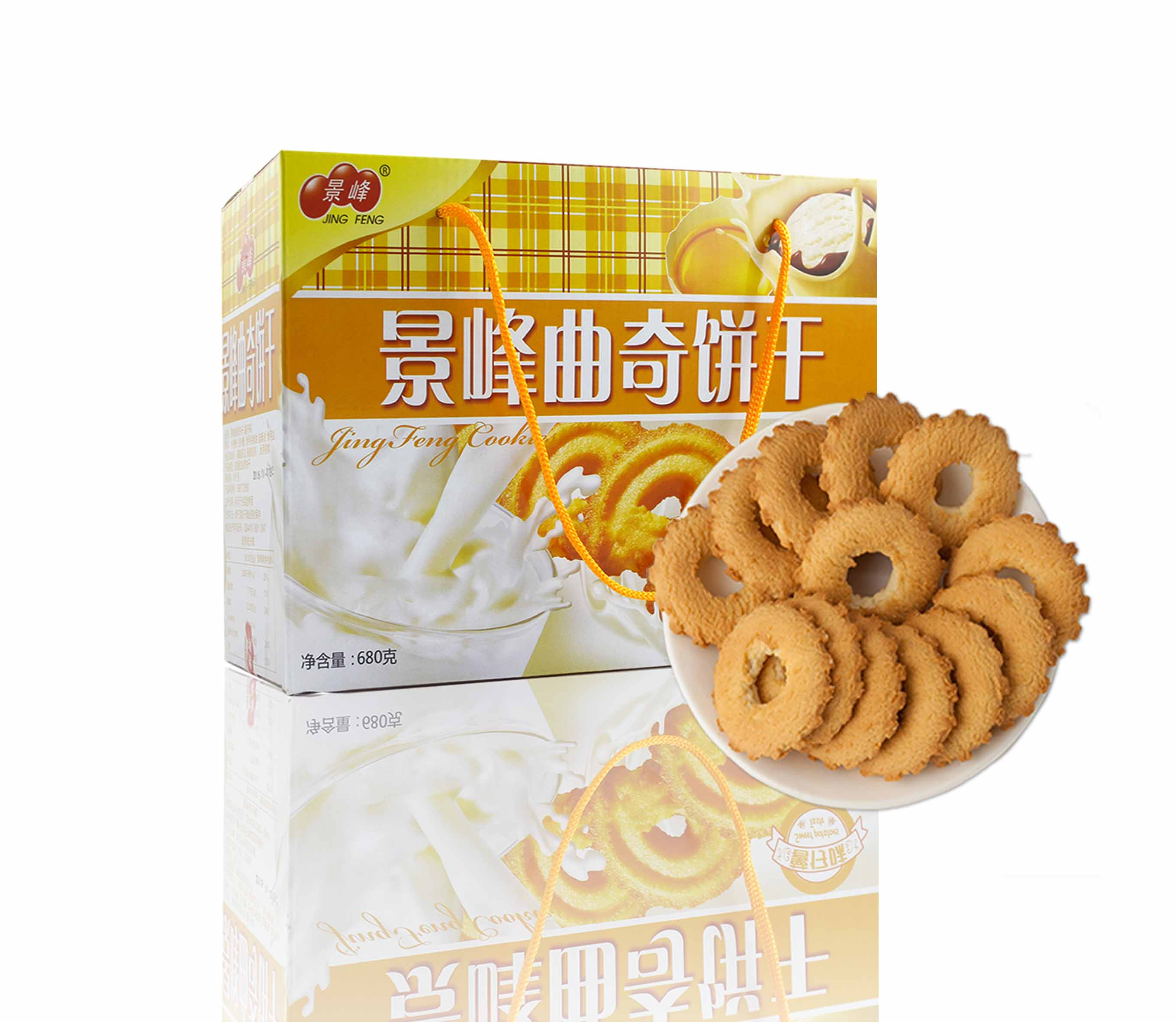 JingFeng Potato cookies (680g)