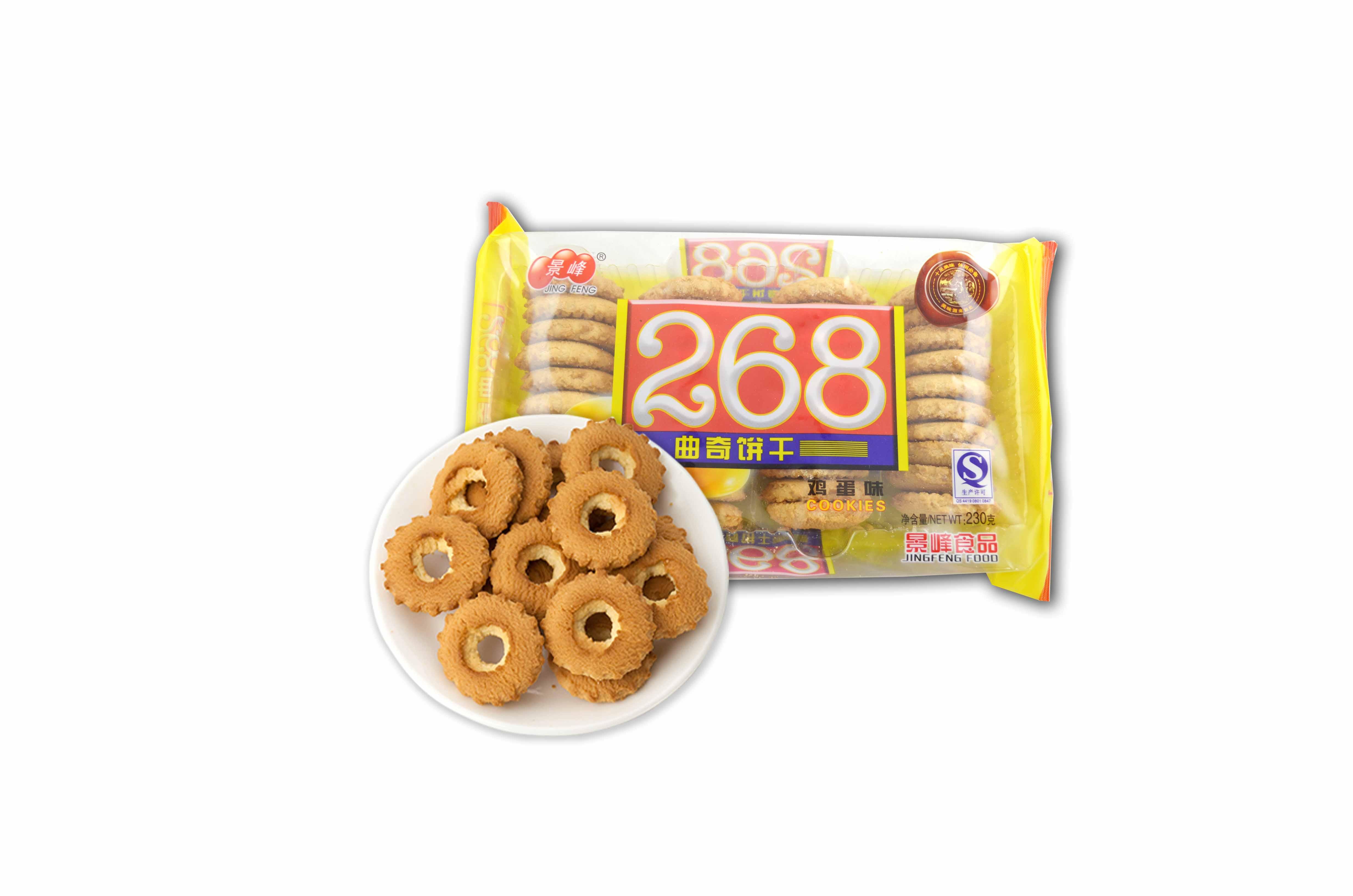 Eggs Cookies (230g)