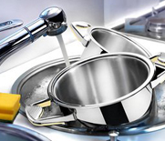 国内不锈钢厨具行业实现精细、高端的产业升级