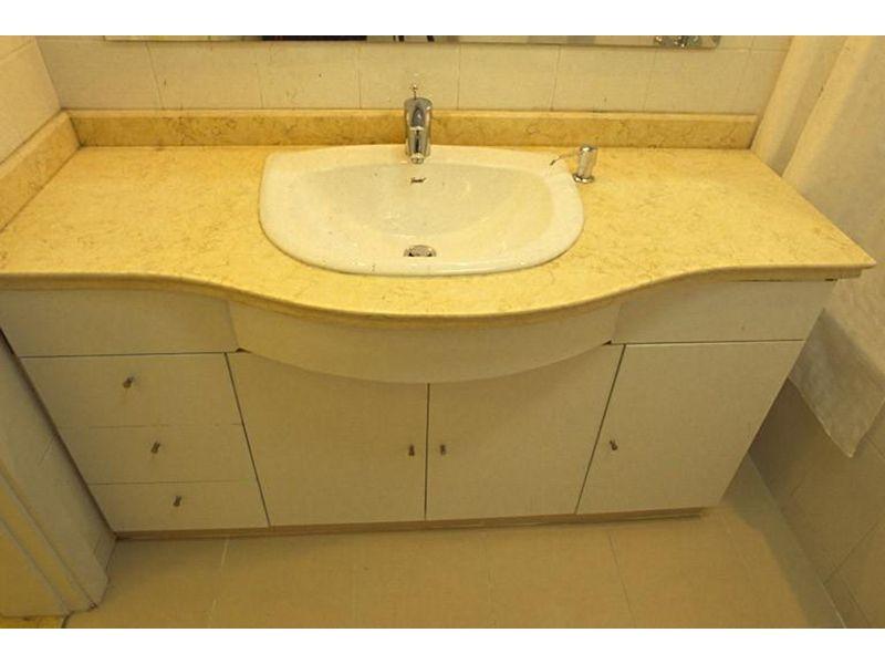 大理石洗手台