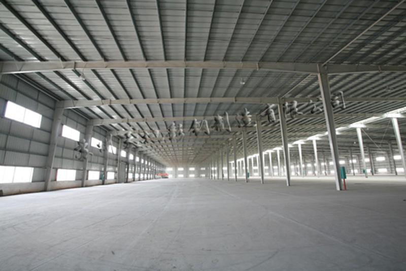 東莞圓方裝飾分享—鋼結構工程
