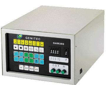 GAM380 全自动微电脑摇动机头