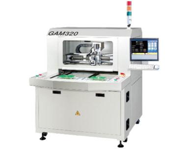 GAM320铣刀式自动PCB分板机