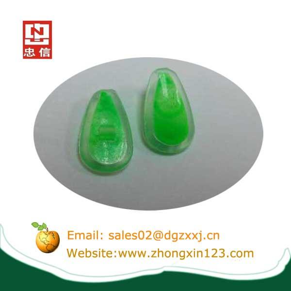 绿色硅胶鼻叶