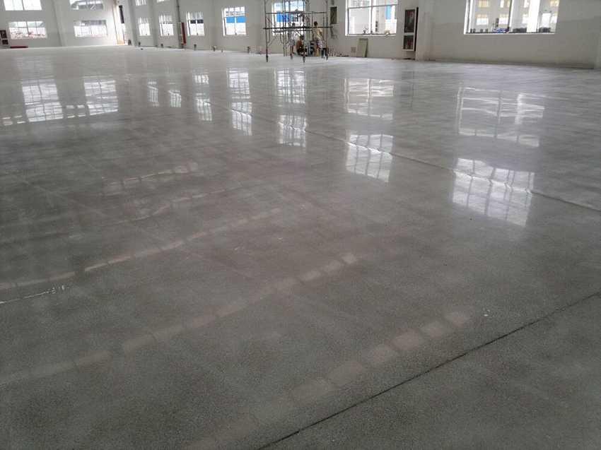河北邢台市彩色水磨石地坪施工方案