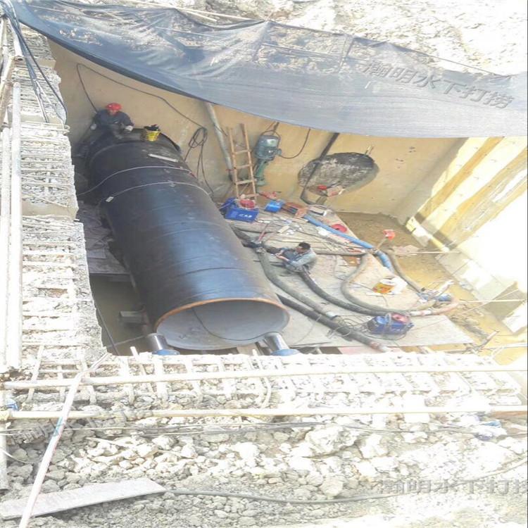鞍山市水下生產施工單位