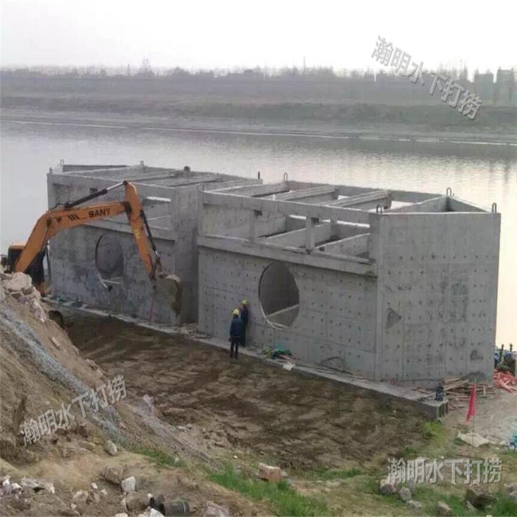 取排水管道安装----丹东市平安施工