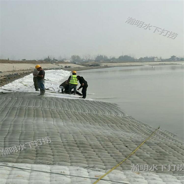 取排水管道安装----铜川市平安施工