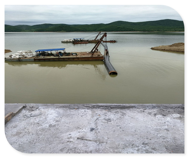 鹰潭市(水下管道安装工程)-出售