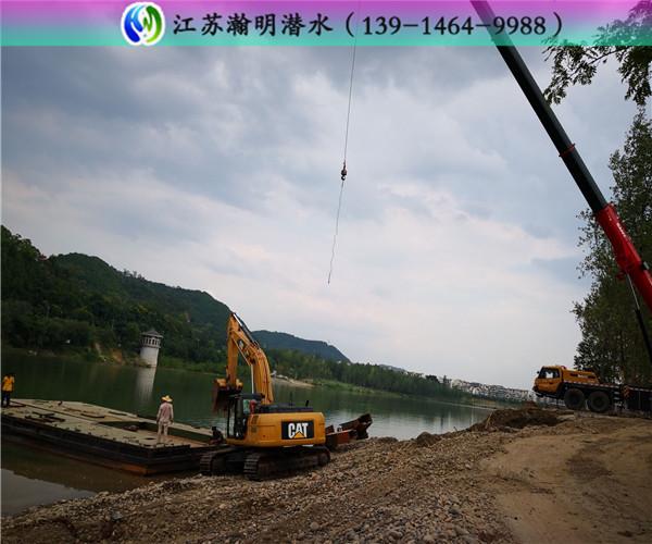 汉中市水下取水头安装+水下钻孔
