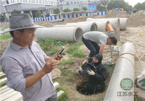 丹东市水下封堵涵洞单位价位