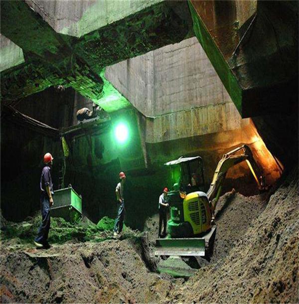 興安盟沉井下沉封底公司工程承包