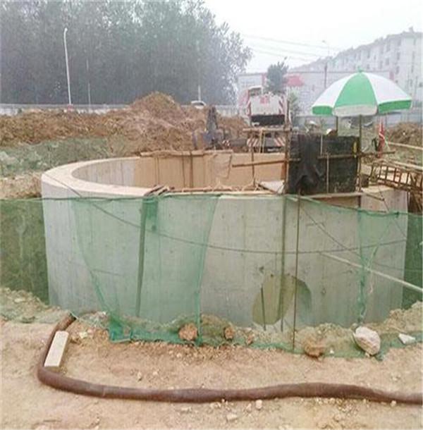 深圳市沉井下沉工程公司从我做起