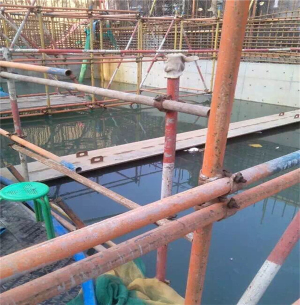 平頂山市取排水管道水下安裝施工公司永葆佳績