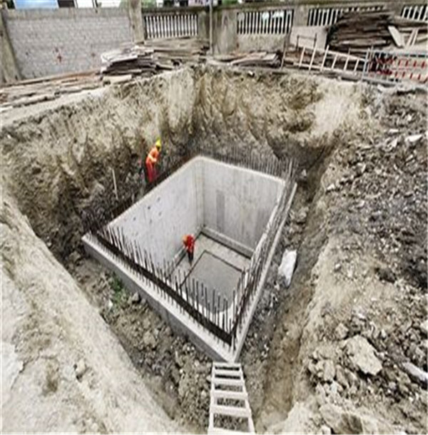 張掖市除格柵沉井制作下沉公司提高效率