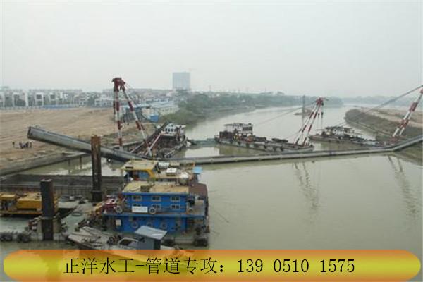 湖北省水下鋪鋼管公司勤懇專注