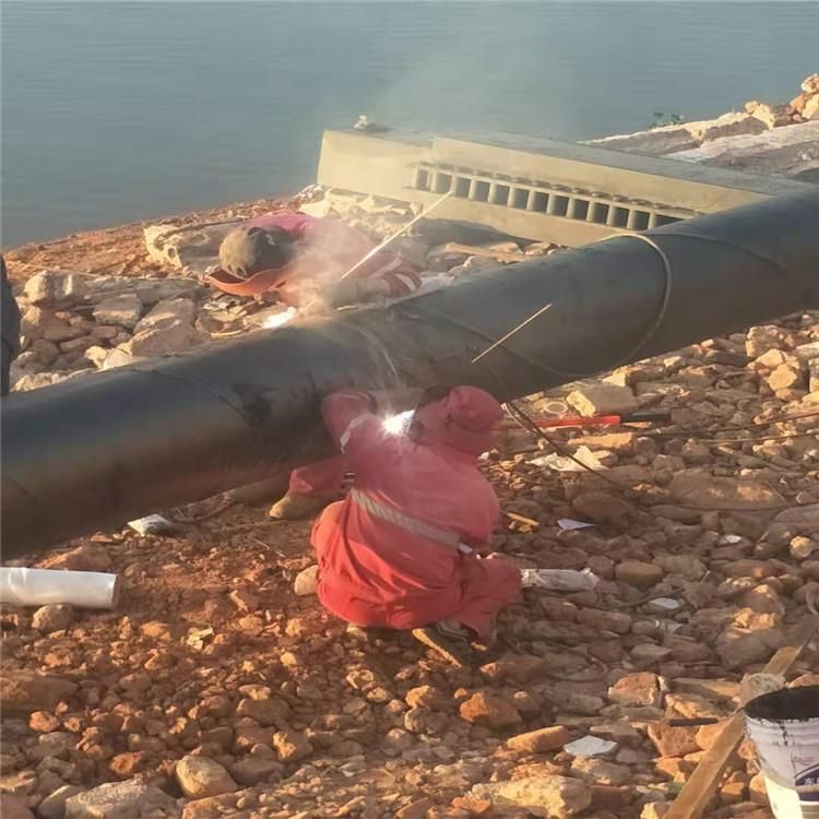 衡水市沉井排水下沉施工-沉管清淤