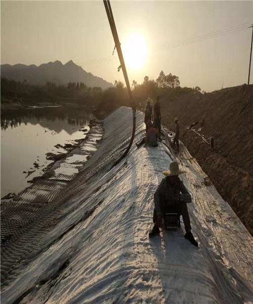 新聞:昭通市模袋施工公司工程承包
