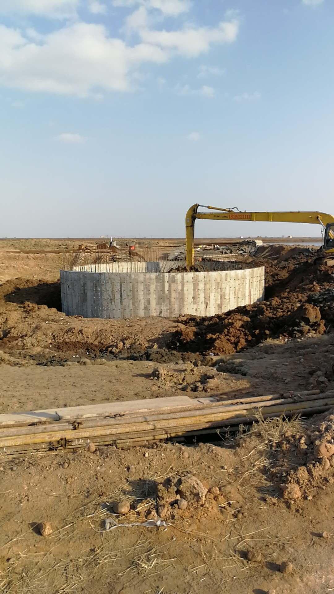 今日报价:兰州市沉井制作下沉工程污水管道沉井制作下沉