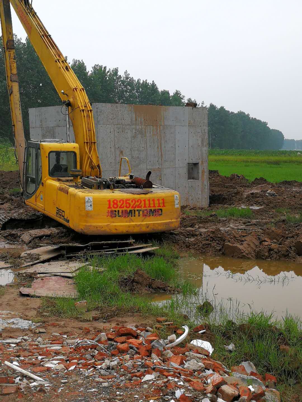 今日报价:内江市沉井下沉封底施工公司泵房沉井工程