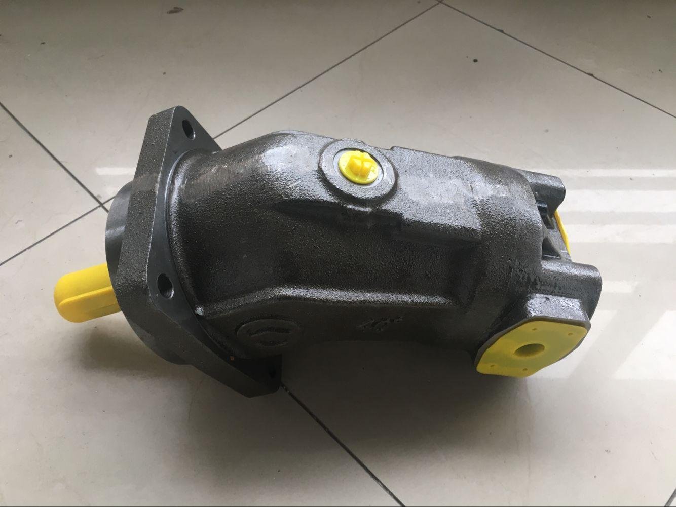 日照A2F23R6.1Z5,定量柱塞泵,馬達