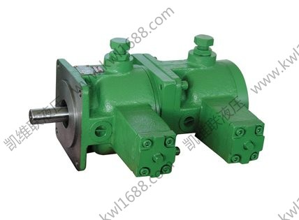 東營PV2R21-59/10,雙聯葉片泵