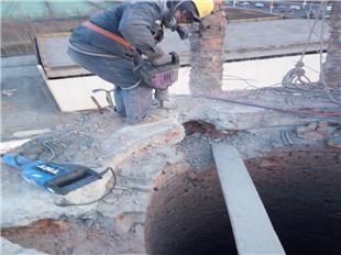 新闻:潍坊市烟囱定向拆除公司-提高效率