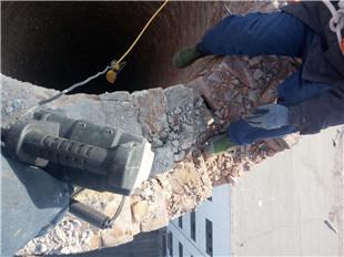 新聞:黔南州人工拆除混凝土煙囪公司-超越自我