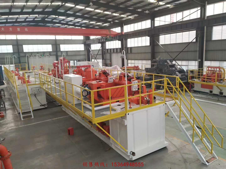 厂家销售天门基坑泥浆循环处理固化分离/厂家节前价格