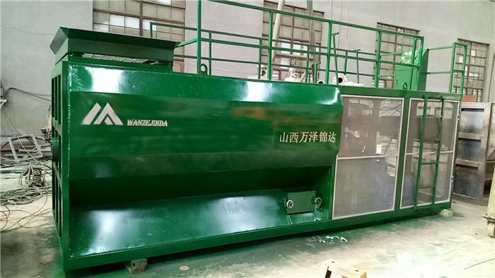 矿山修复70米高度绿化 176千瓦喷播机 黑龙江绥化