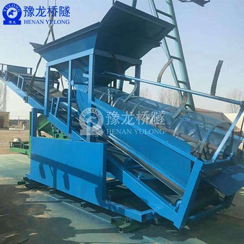 福建漳州80型篩沙設備
