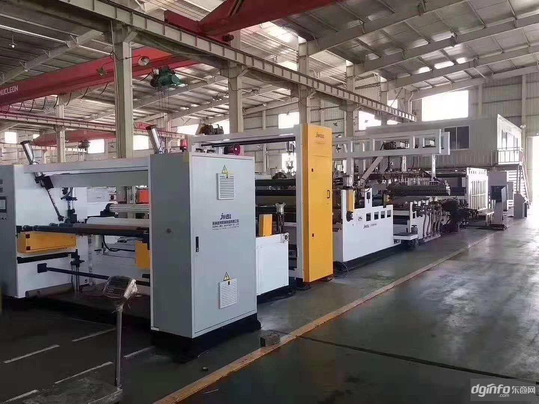 TPU熱熔膠薄膜生產線