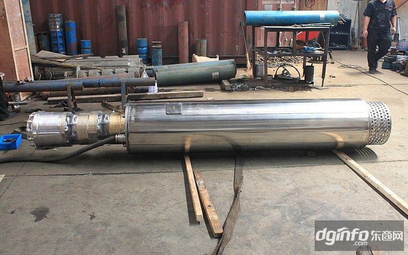 熱水潛水泵