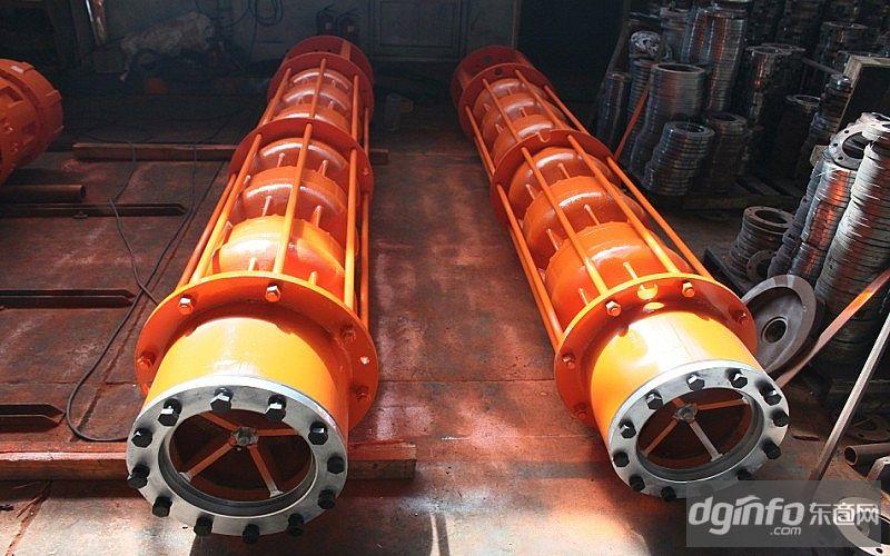 高壓熱水潛水泵