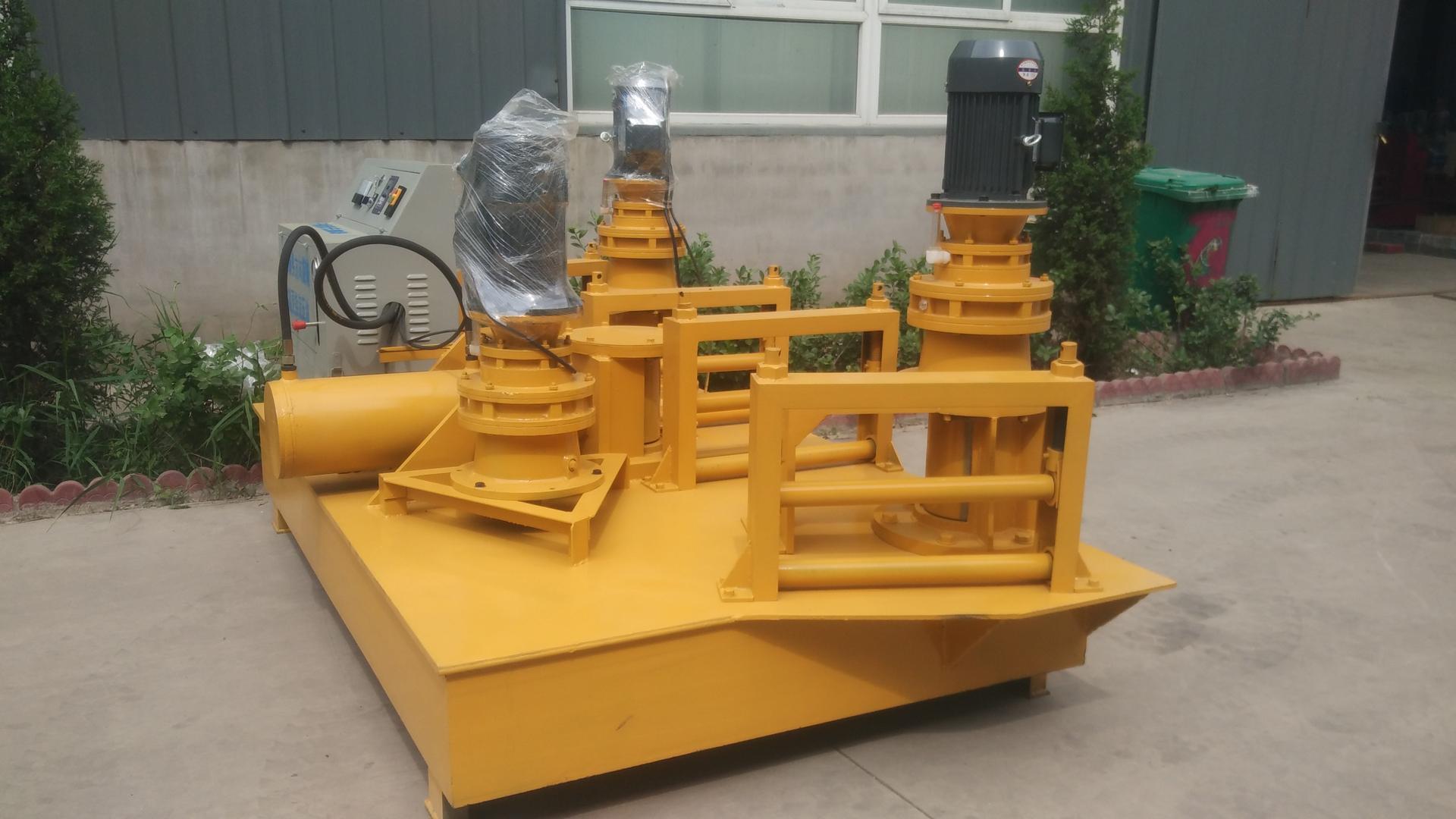 河南漯河25U型鋼冷彎設備