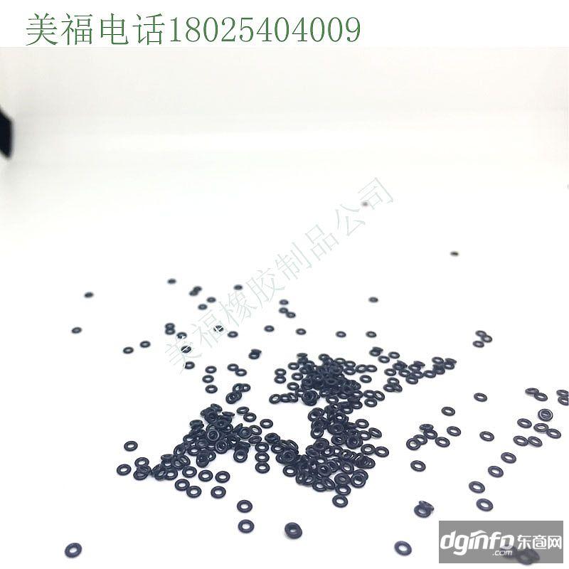 五金螺絲配件專用小O環 2.9*1.7*0.6MM耐磨防水圈微型圈