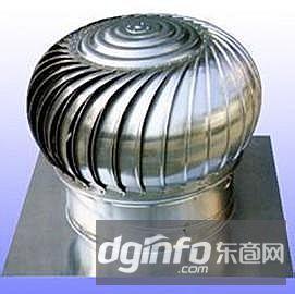 DWT-I玻璃钢屋顶风机铝制屋顶风机无动力风机山东格瑞德