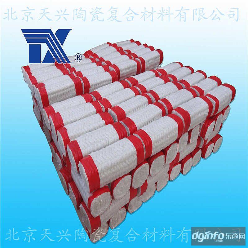 陶瓷纖維盤根30mm 陶纖方編密封繩 爐窯節能密封盤根