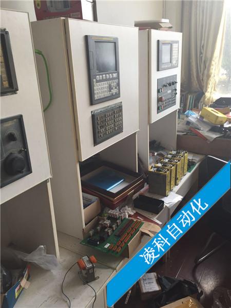 五轴加工FANUC伺服电机维修